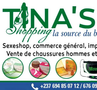 logo TINA'S Shopping