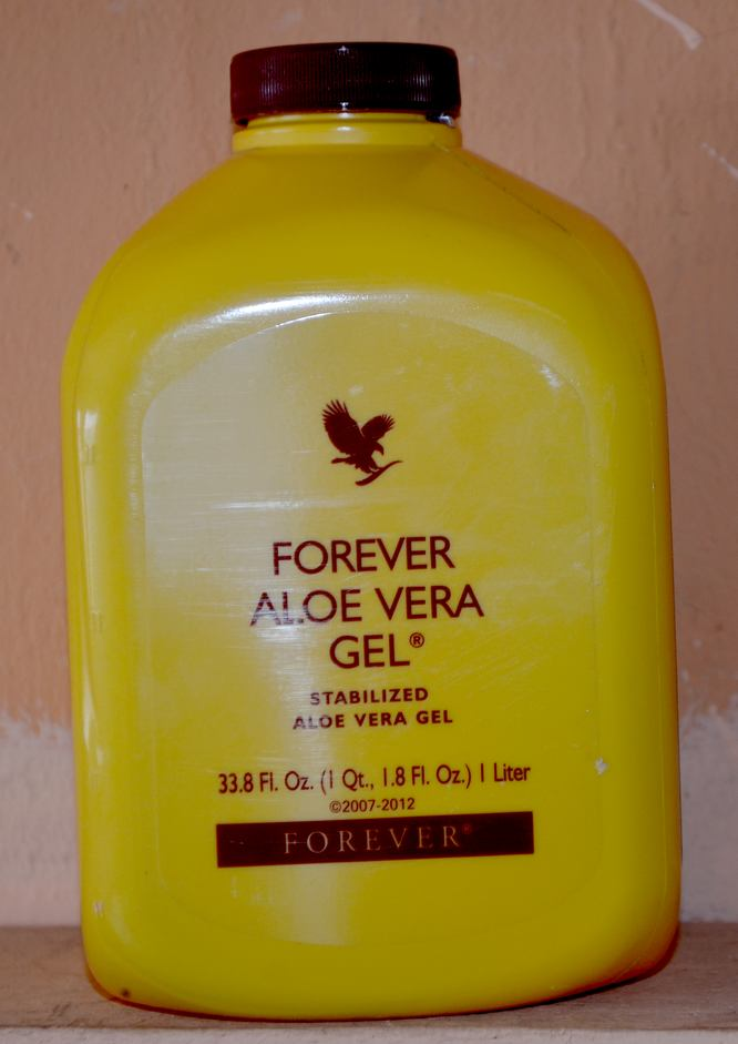 Gel Aloe Vera Forever - JORDAN Shopping